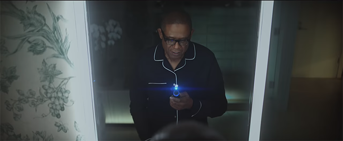 What the Amazon Beta Testing Ads Tell About the CV Industry | Forest Whitaker examines an Alexa-enabled toothbrush in Amazon's Super Bowl ad