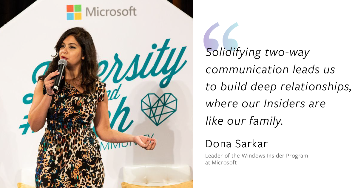 2019 Customer Validation Content Roundup | Interview with Dona Sarkar